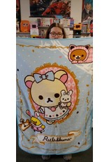 Rilakkuma in Wonderland Blanket