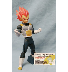Dragon Ball Super Vegeta Red Figure 2011