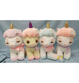 """Amuse Unicorn 11"""" Plush"""