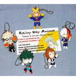 My Hero Academia Key Chain Capsule