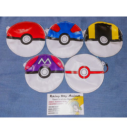 Pokemon Pokeball Change Pouch