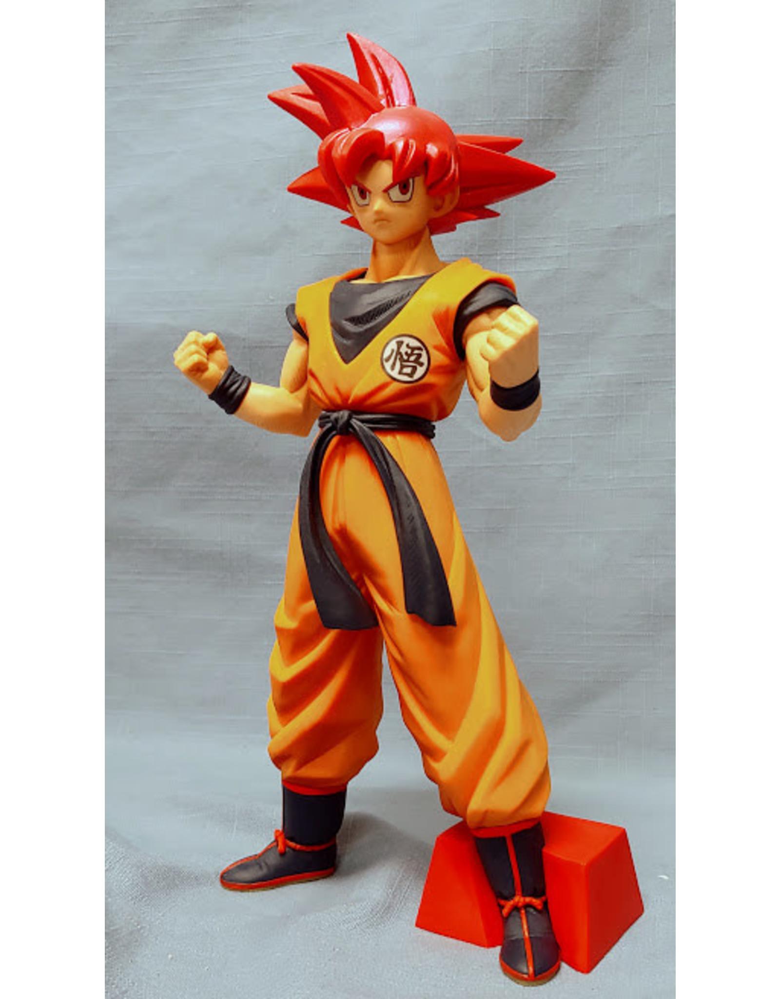 Dragon Ball Super Goku Choukokubuyuuden Figure 2012