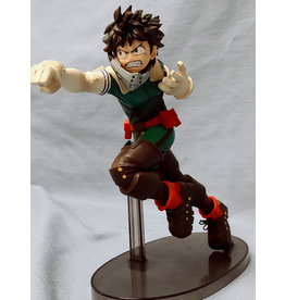 My Hero Academia Izuku Midoriya Enter the Hero Figure