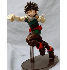 My Hero Academia Izuku Midoriya Enter the Hero Figure