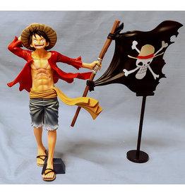 One Piece Luffy Magazine Figure