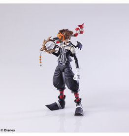 Kingdom Hearts 2 Halloween Sora Bring Arts Figure