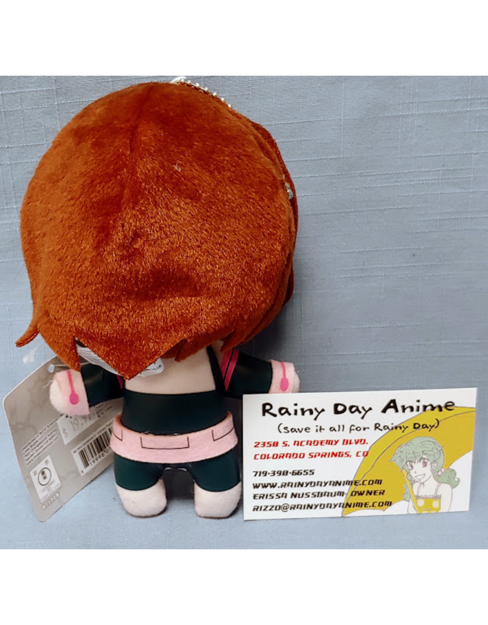 My Hero Academia Ochaco Chain Plush