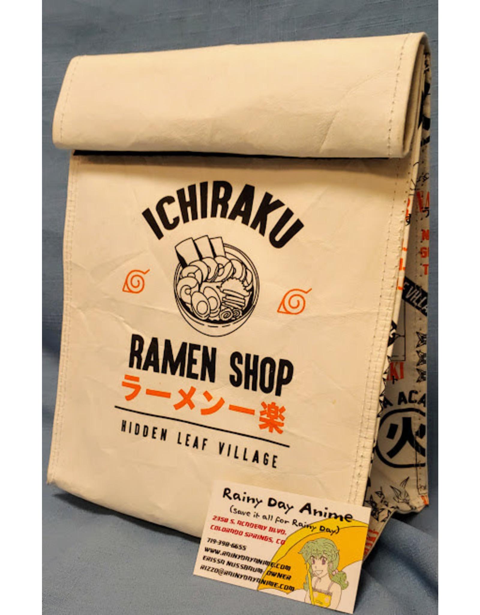 Naruto Ichiraku Ramen Insulated Lunch Sack