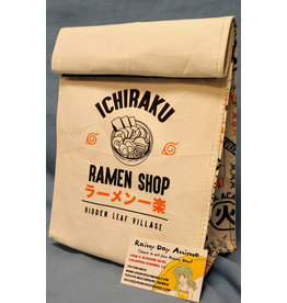 Naruto Ichiraku Ramen Insulated Lunch Sack