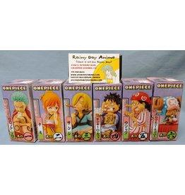 One Piece Japanese Style Crew Figure