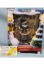 Kingdom Hearts 2 Sora Christmas Bring Arts Figure