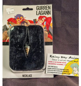 Gurren Lagann Drill Necklace