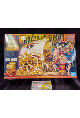 One Piece Thousand Sunny Gold Model Kit 8024