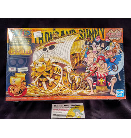 One Piece Thousand Sunny Gold Model Kit 8024