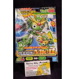 Sgt. Frog Keroro Green Model Kit