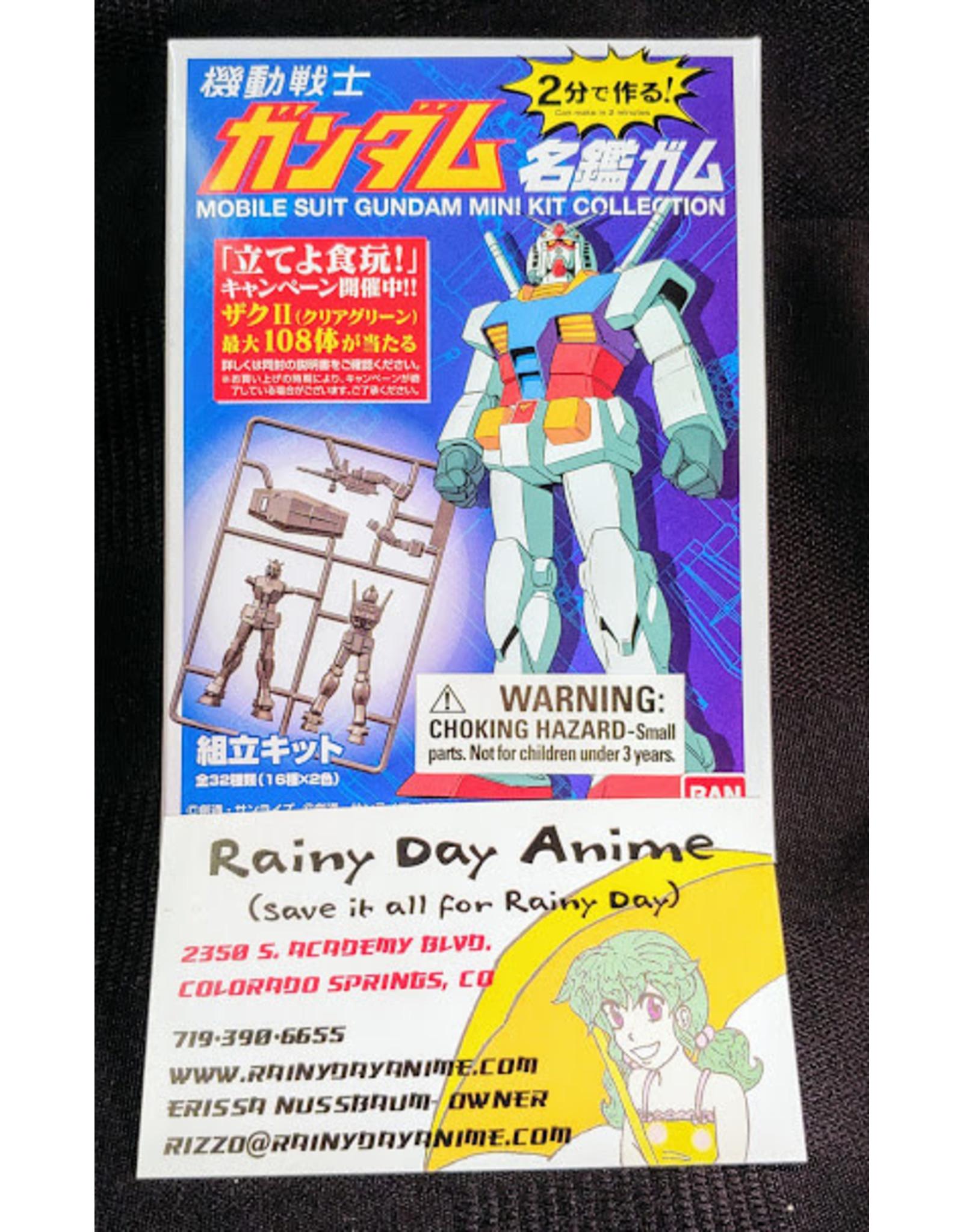 Gundam Mini Kit 1 Blind Box
