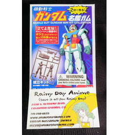 Gundam Mini Kit 1 Blind Box