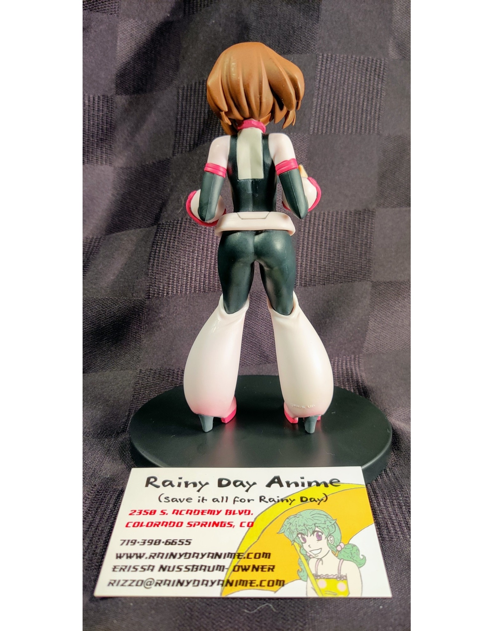 My Hero Academia Ochaco Figure