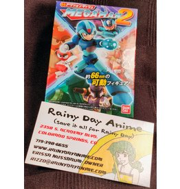 Megaman Heroes/VIllains Blind Box