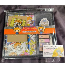 Aggretsuko Stationary Set