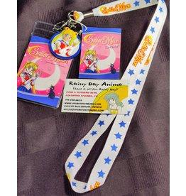 Sailor Moon Star Lanyard