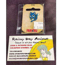 Fairy Tail Happy Pin