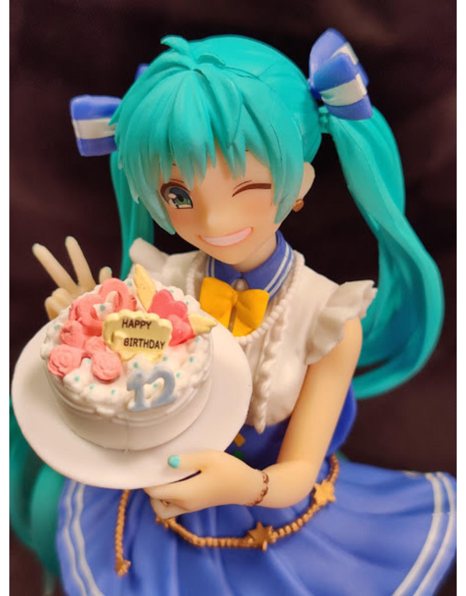 Vocaloid Miku Birthday 2019 Figure