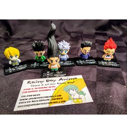 Hunter x hunter Gachapon