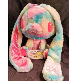 Gloomy Bunny Tie Dye Pink Plush