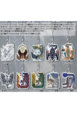 Monster Hunter WI Stained Mascot Charms