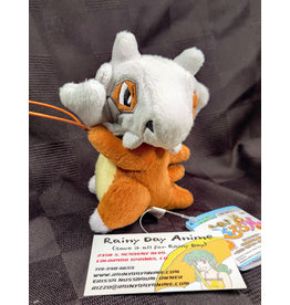 Pokemon Cubone Strap Plush