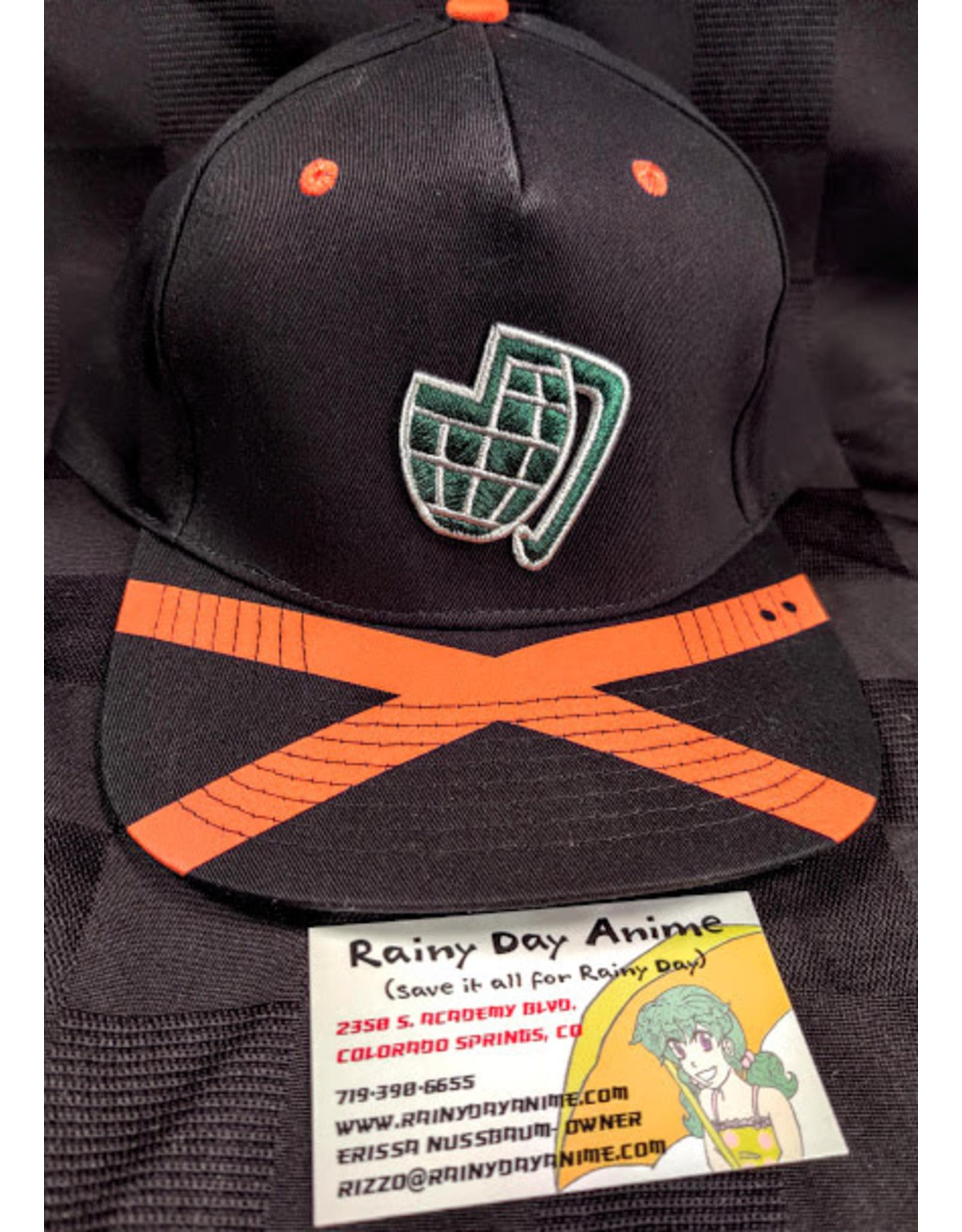 My Hero Academia Bakugo Hero Hat