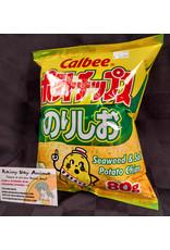 Salt & Seaweed Chips