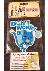 Fairy Tail Be Happy Sticker