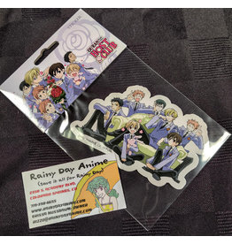 Ouran Highschool Host Club Sticker