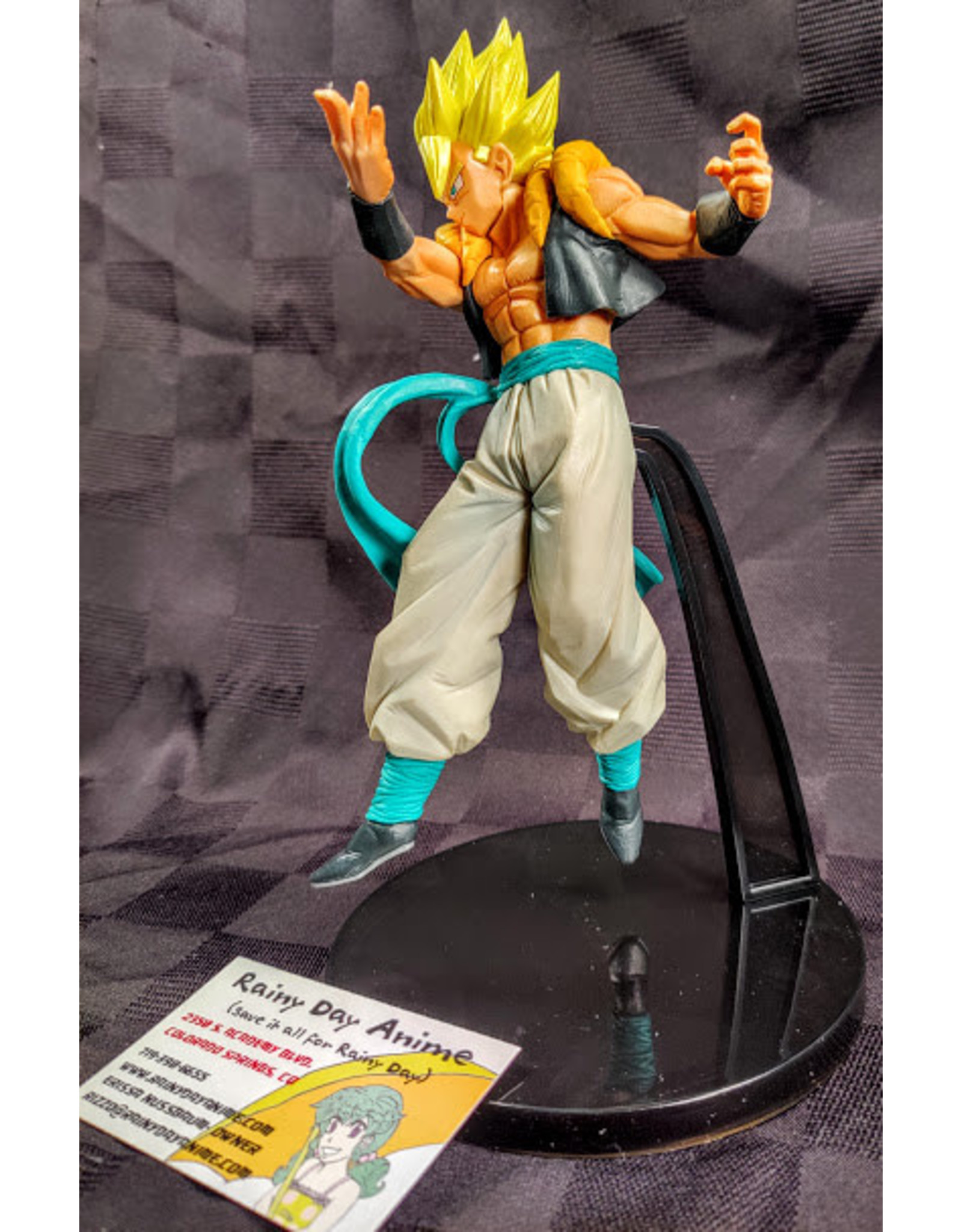Dragonball Super Gogeta Match Makers Figure