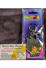 Dragon Ball Broly Metal Keychain