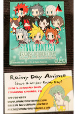 Final Fantasy Trading Rubber Strap FFVII Edition