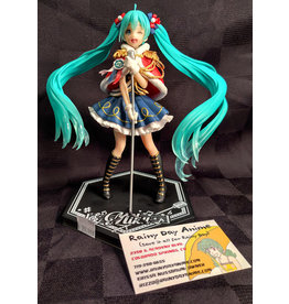 Vocaloid Miku Winter Live Figure