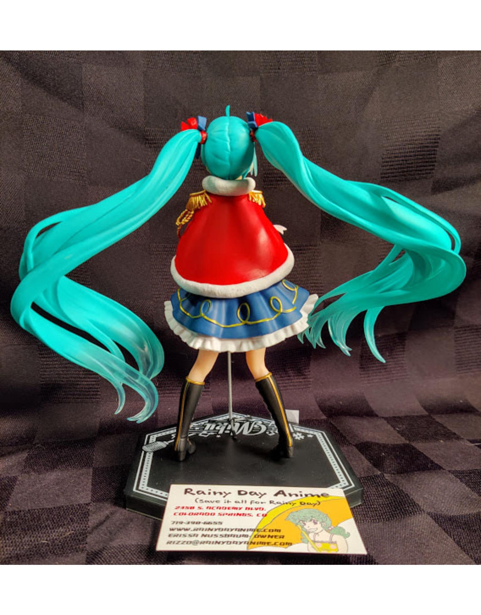 Vocaloid Miku Winter Live Figure
