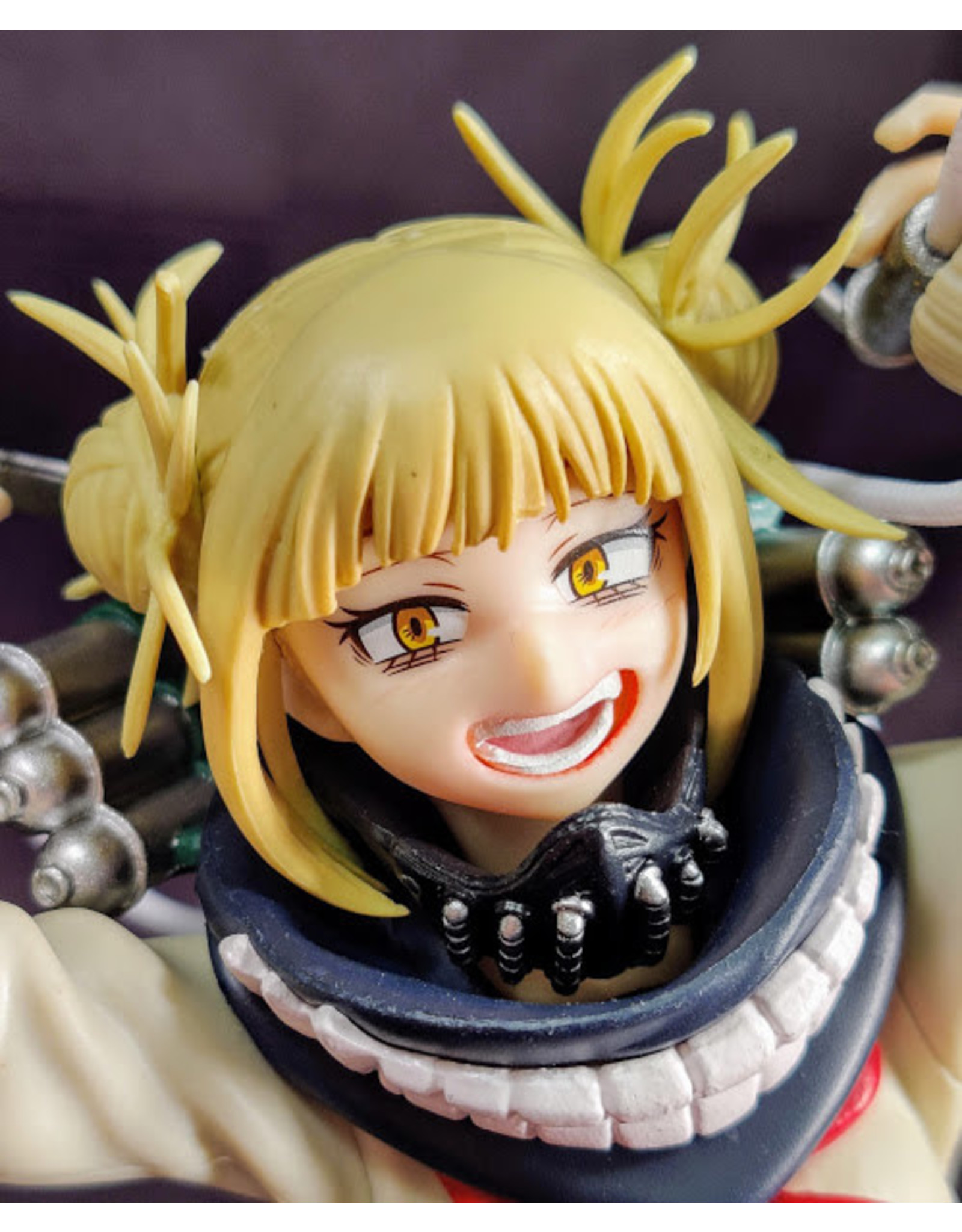 My Hero Academia Toga Colosseum Figure