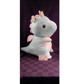 Fantasy Dragon Big Plush Green