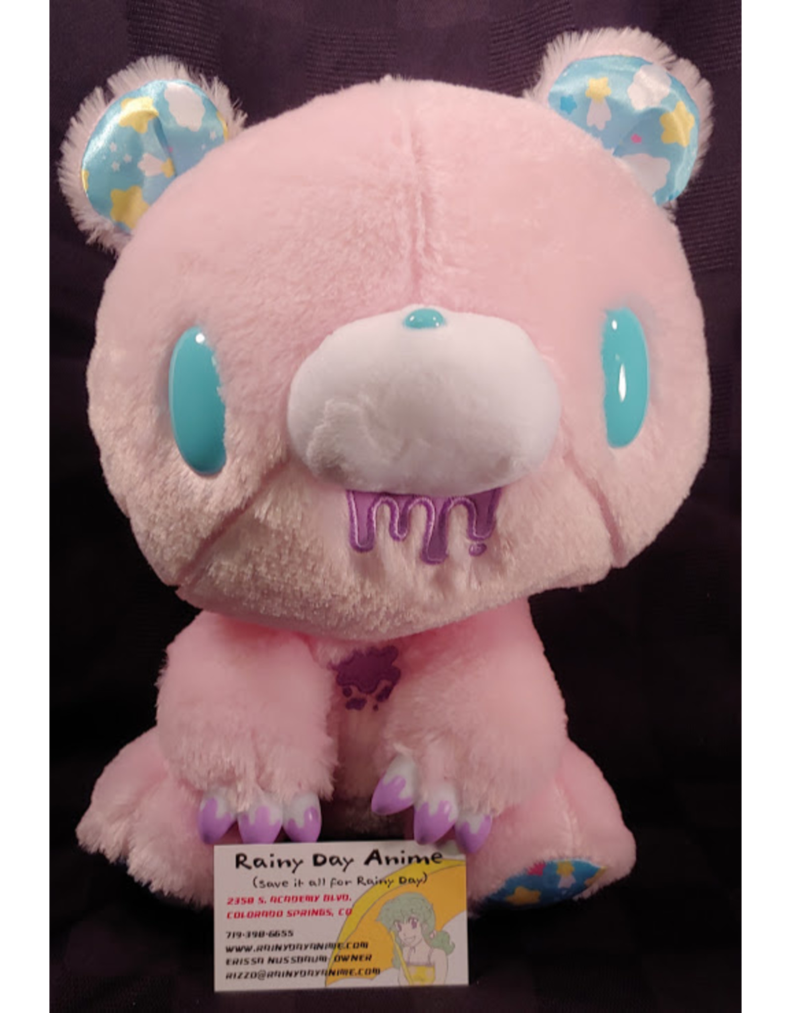 Gloomy Bear Dream Cutie Pink Plush