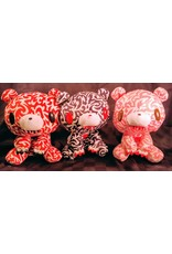 Gloomy Bear Tribal Pink Plush