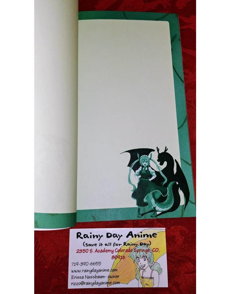 Miss Kobayashi's Dragon Maid Sketch/Notebook