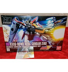 XXXG-00W0 Wing Gundam Zero HG Model Kit