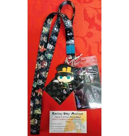 JJBA Group Lanyard