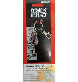 Cowboy Bebop Spike Keychain