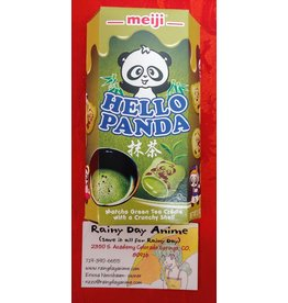 Hello Panda, Green Tea