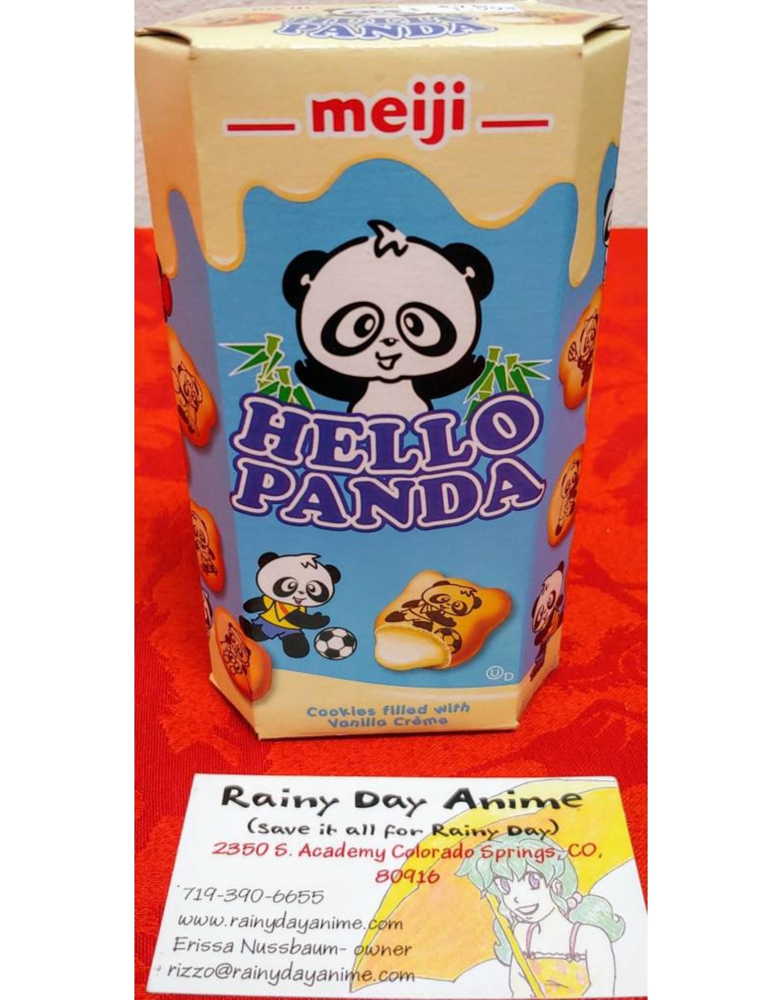 Hello Panda, Vanilla